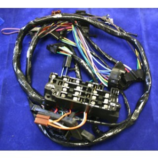 1969-1972-c10-dash-harness-30100_b  C Wiring Harness on rat truck, lowered 2 inch, pick up open hood, truck rally wheels,