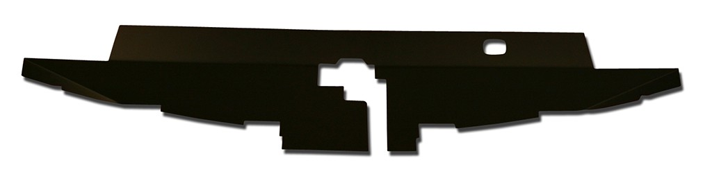 05-08 Charger Radiator Show Panel - black