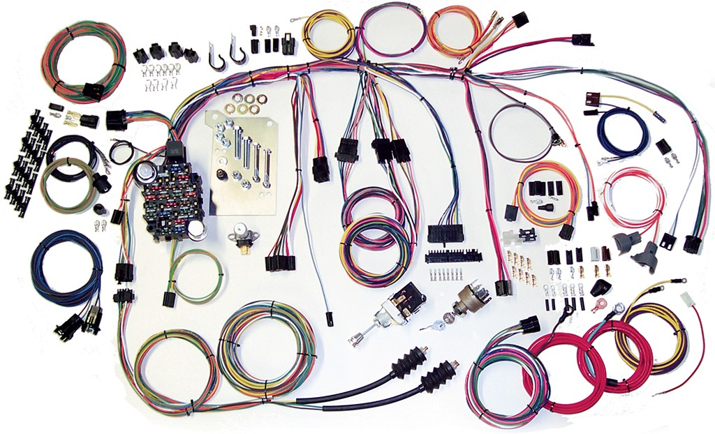 1960 1966 chevy c10 wire harness 1987 Chevy C10 Wiring Harness