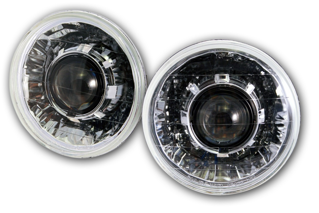 C Headlights Inch