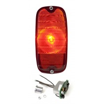1960 - 1966 Fleetside Pickup Led Tail Lights - Dakota Digital LAT-NR230
