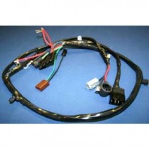 1963 1966 chevy c10 front light harness 04125 wiring harness 1960 1966 chevy c10 wiring harness at panicattacktreatment.co