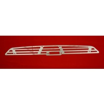 67-69 Camaro Cowl Induction Hood Grille - polished