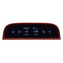 1960-1963 Chevy Pickup Truck Digital Instrument System - Dakota Digital VFD3-60C-PU