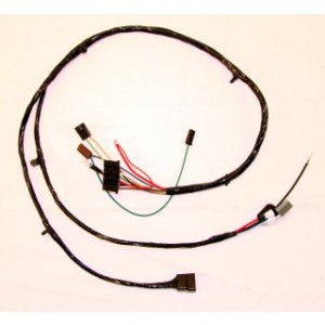 1963-1966 Chevy C10 Front Light Harness with factory gauges