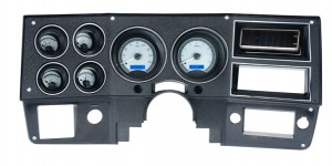 1973-87 Chevy C10 VHX Gauge Instruments - Dakota Digital VHX-73C-PU